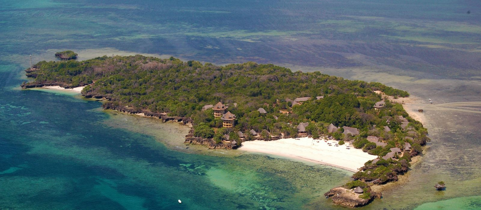 Destination Chale Island Kenya