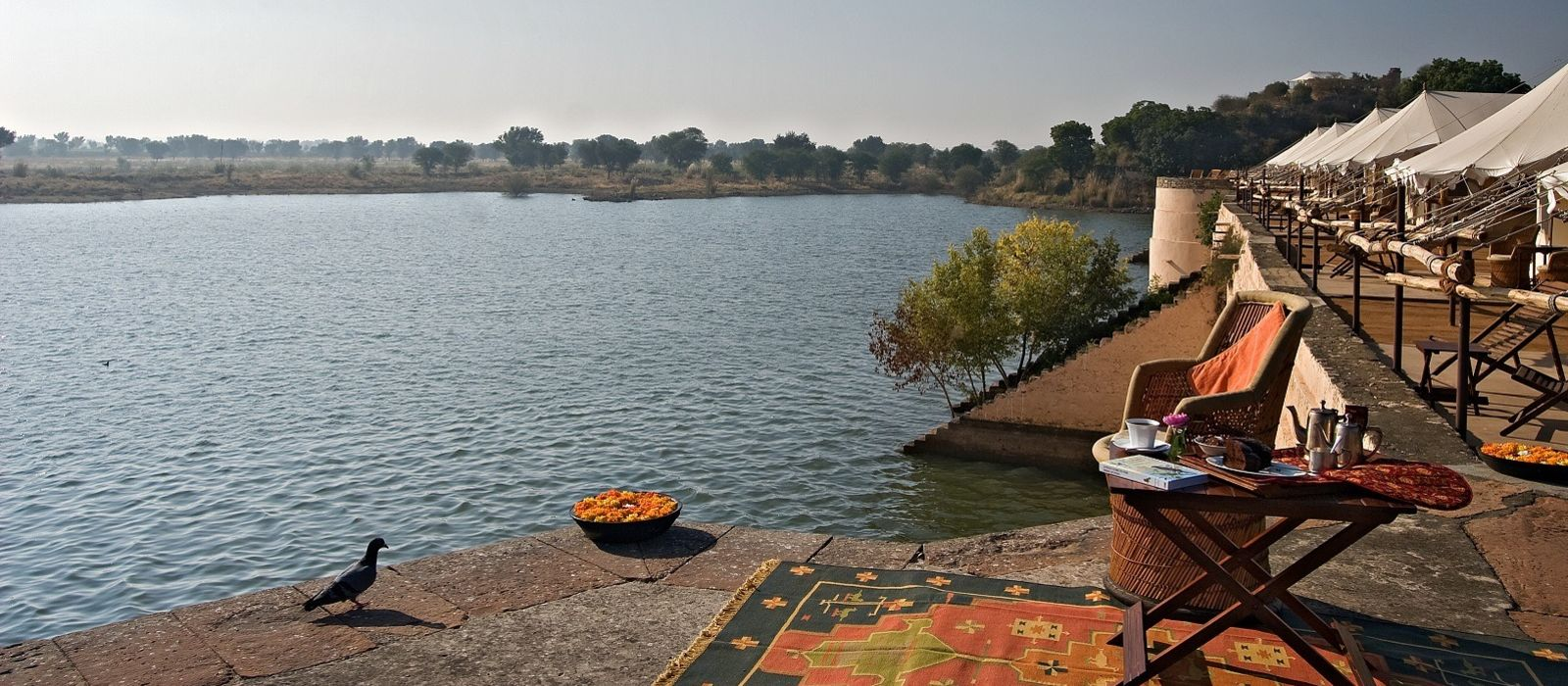 Hotel Chhatra Sagar North India