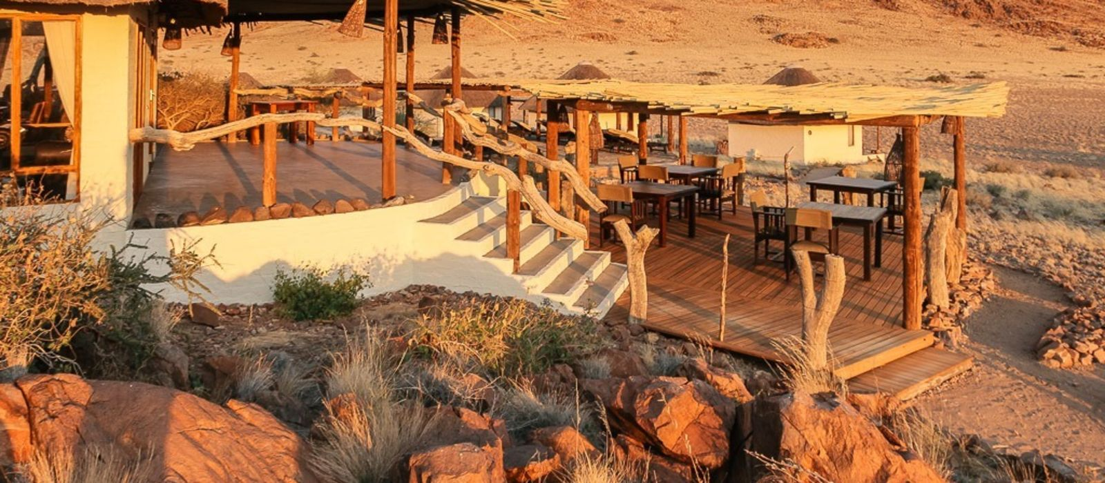 Hotel Desert Homestead Lodge Namibia