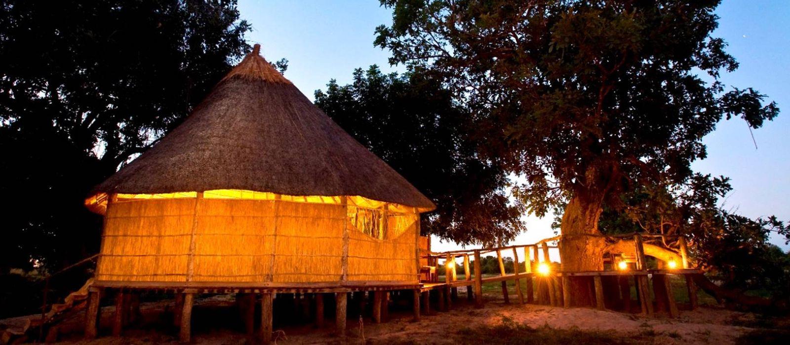 Hotel Nsolo Bush Camp Sambia