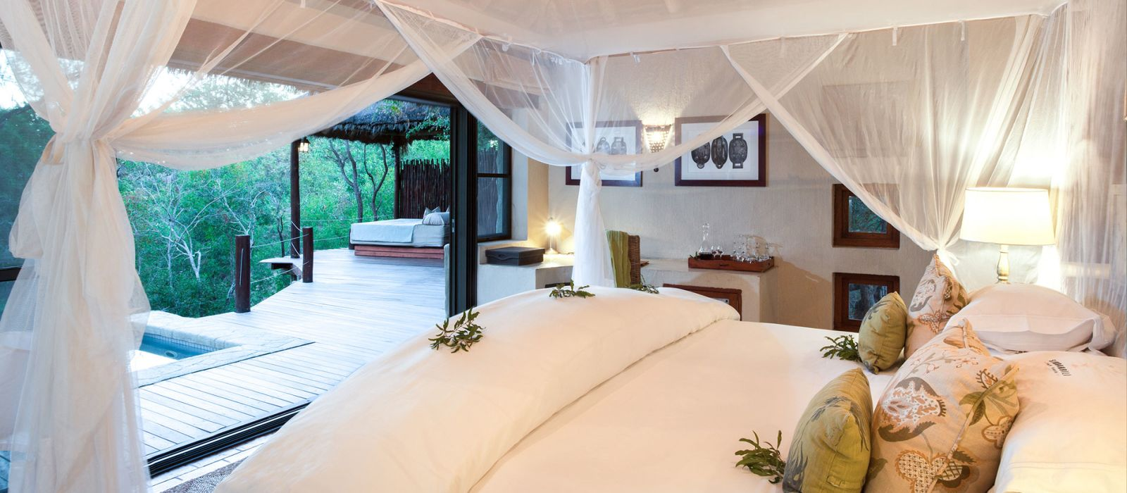 Hotel Thornybush Simbambili Game Lodge South Africa
