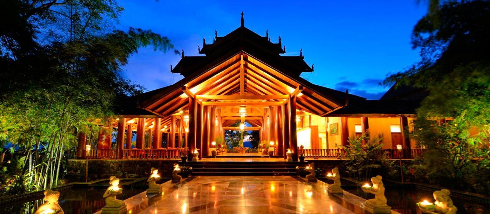 Hotel Aureum Palace Inle Myanmar