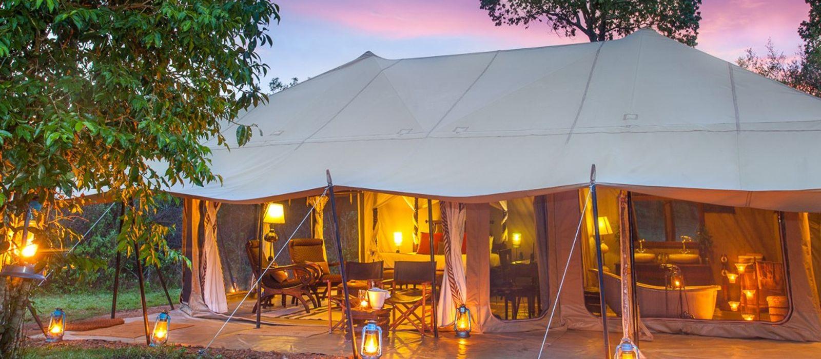 Hotel Mara Ngenche Safari Camp Kenya
