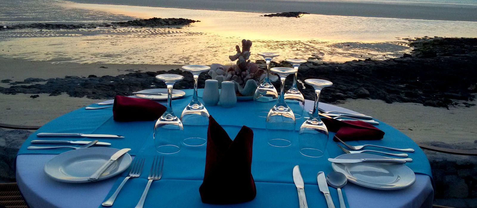 Hotel Anantara Medjumbe Island Resort Mosambik