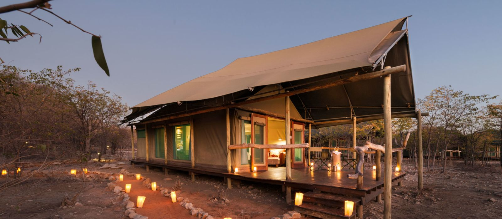 Hotel Ongava Tented Camp Namibia