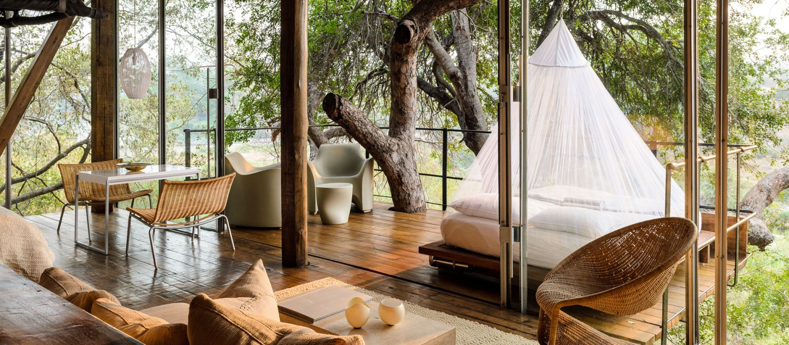 Hotel Singita Lebombo Lodge South Africa