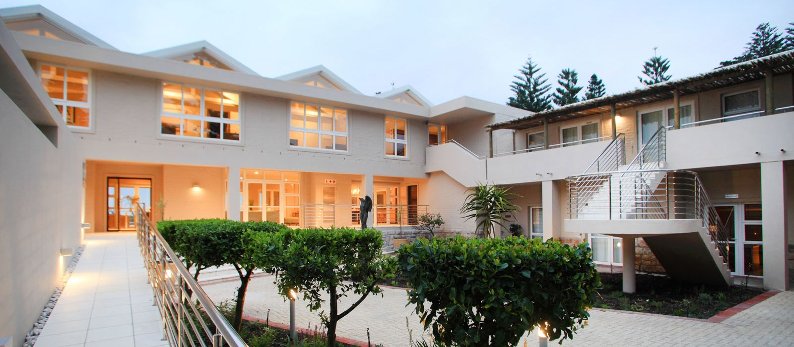 Hotel Abalone Guesthouse Südafrika
