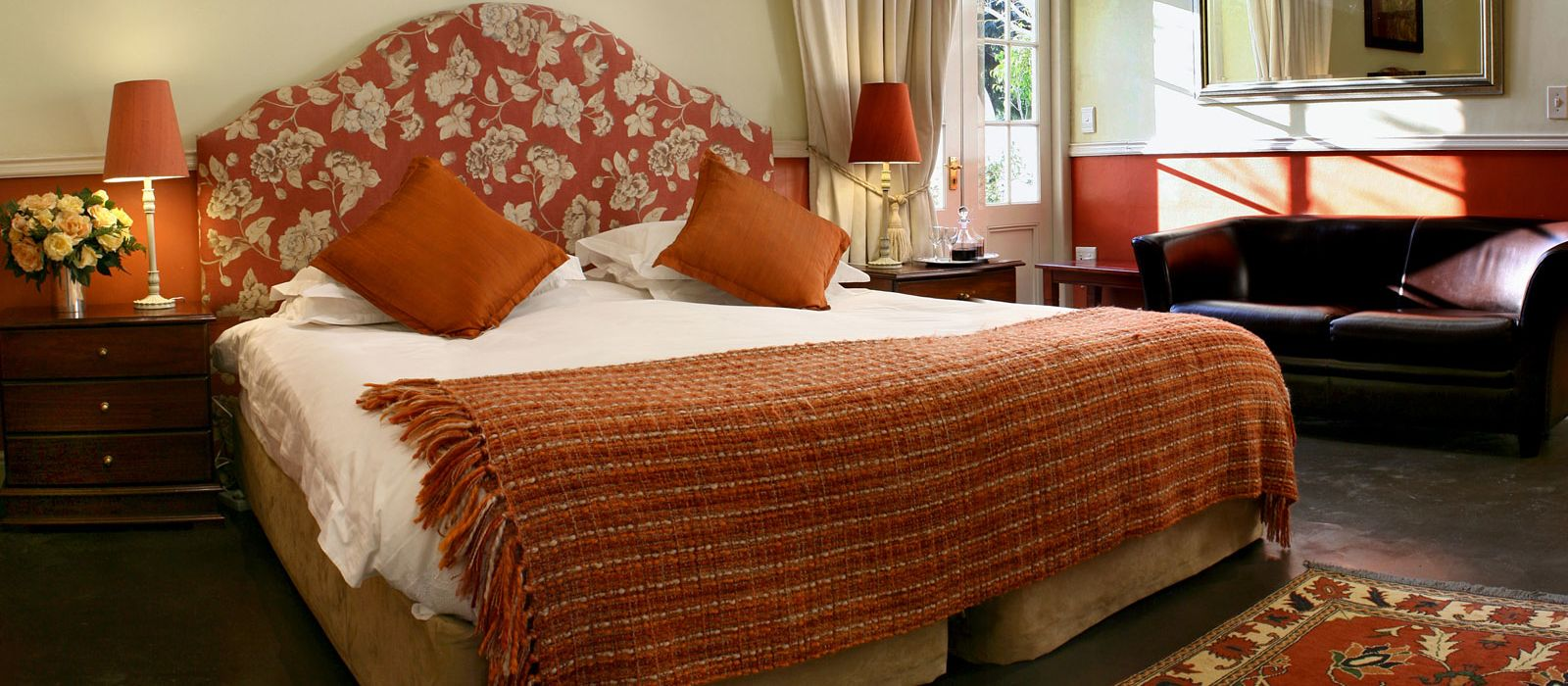 Hotel Klein Oliphants Hoek Südafrika