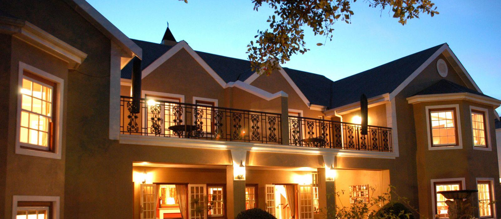 Hotel Rusthuiz Guest House Südafrika