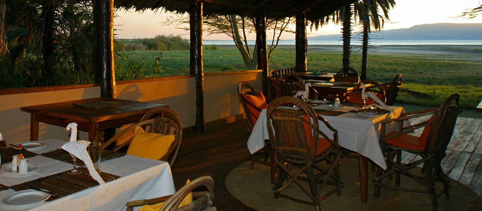 Hotel Kisima Ngeda Tansania