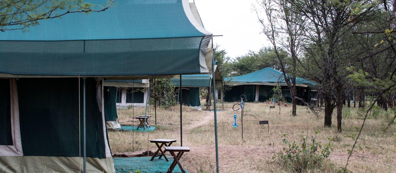 Hotel Nasikia Central Camp Tansania