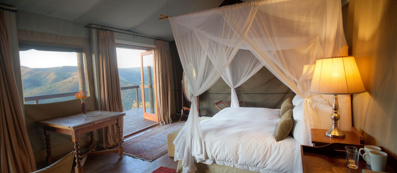Hotel Camp Fig Tree Südafrika