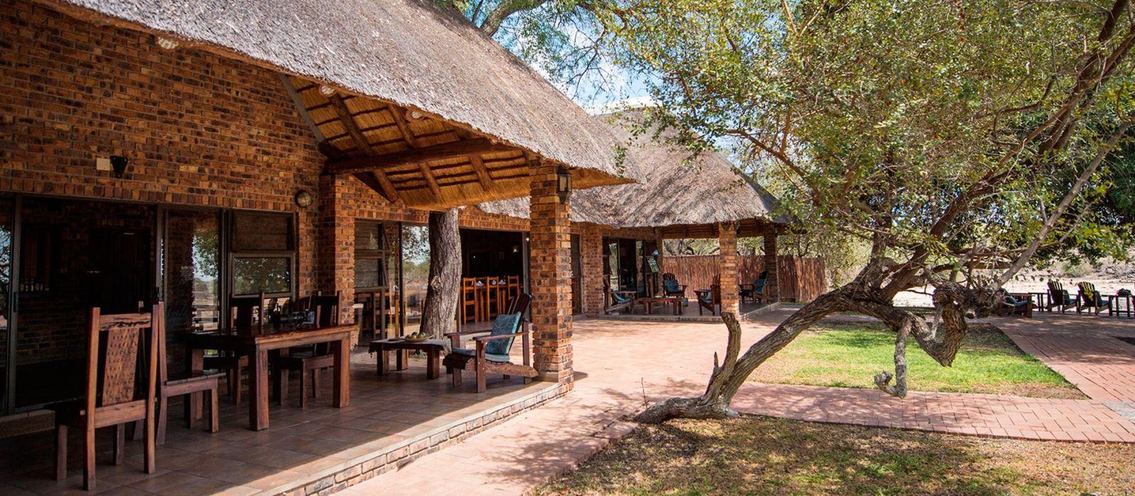 Hotel Gomo Gomo Game Lodge Südafrika