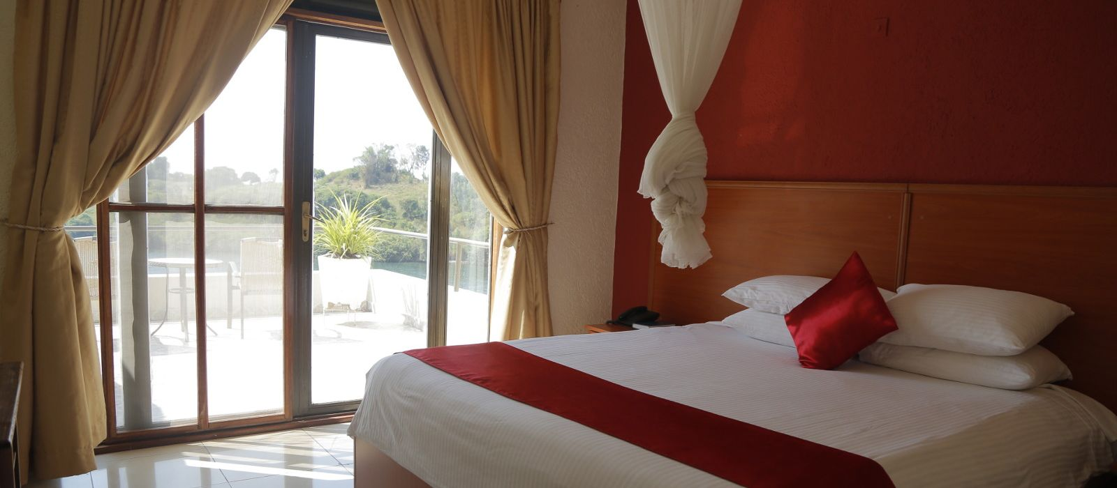 Hotel Moriah Hill Resort Rwanda
