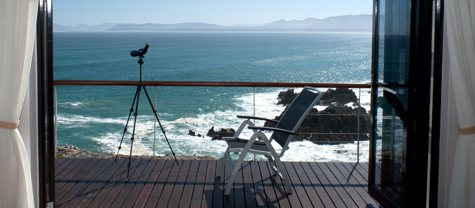 Hotel Cliff Lodge Ocean Front Retreat South Africa