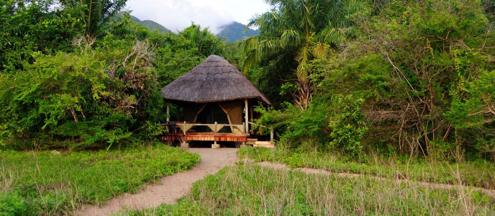 Hotel Kungwe Beach lodge Tansania