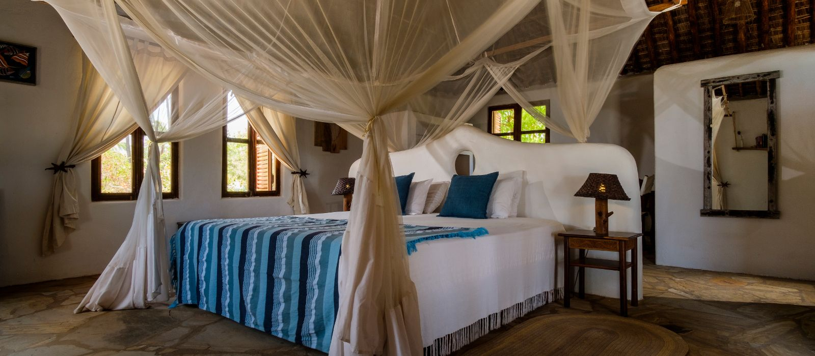 Hotel Udzungwa Forest Tented Camp Tansania