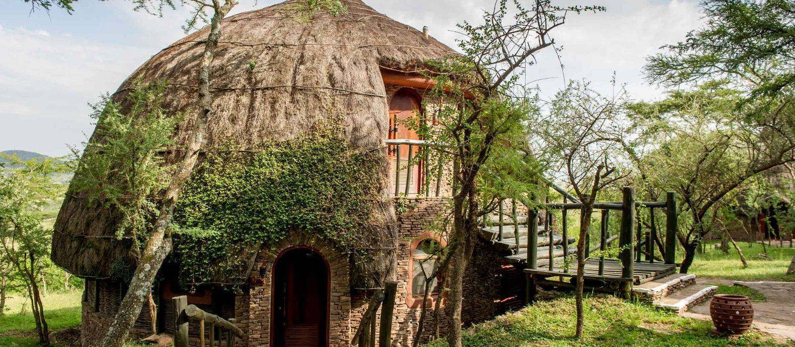 Hotel Serengeti Serena Tanzania