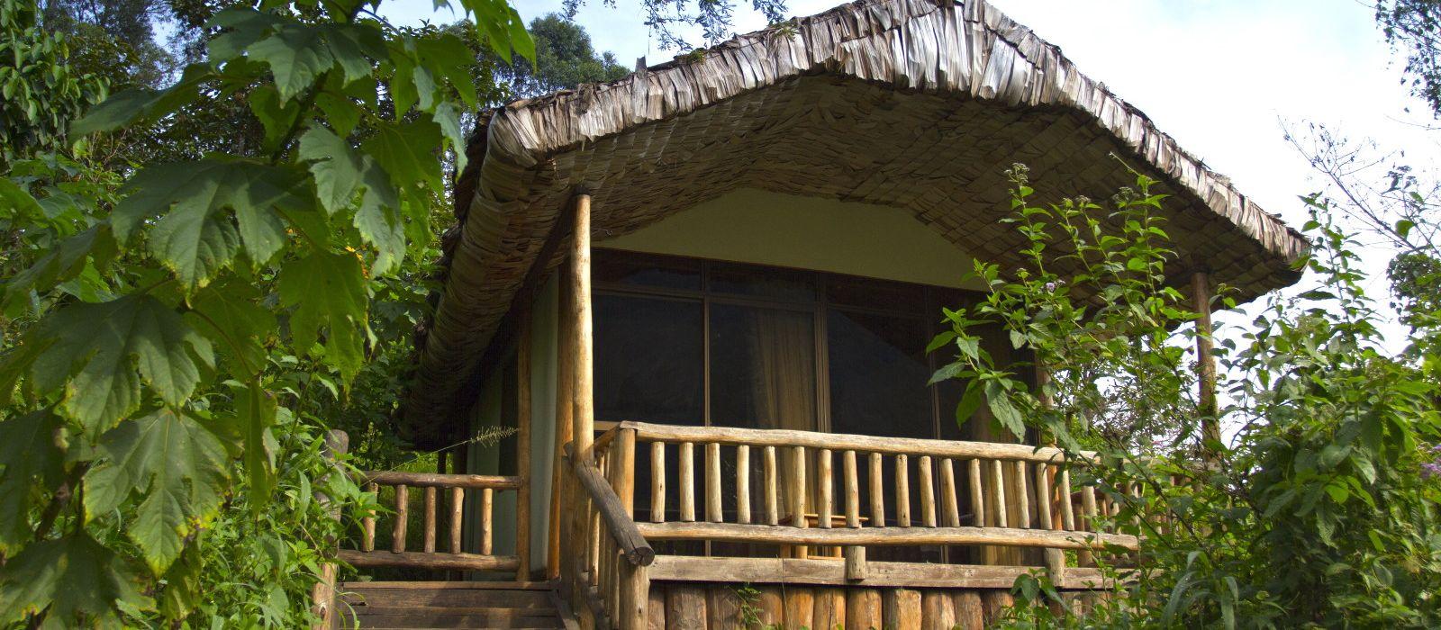 Hotel Mantana Engagi Lodge Bwindi Uganda