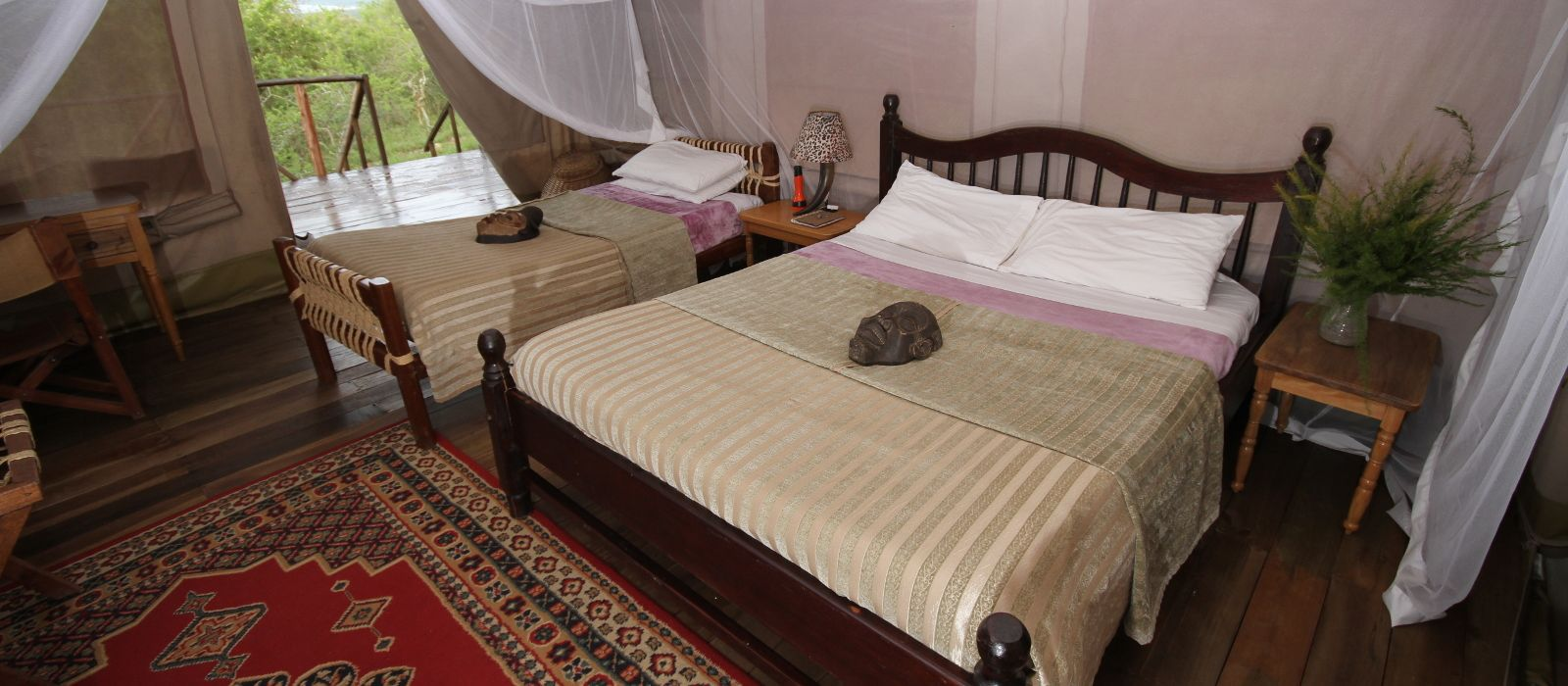 Hotel Mantana Tented Camp Uganda