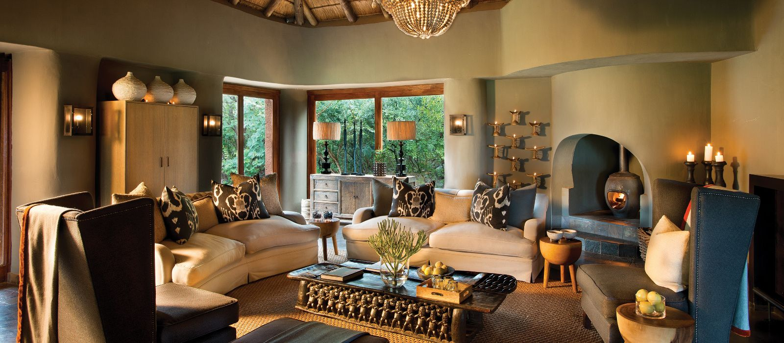 Hotel Madikwe Safari Lodge South Africa