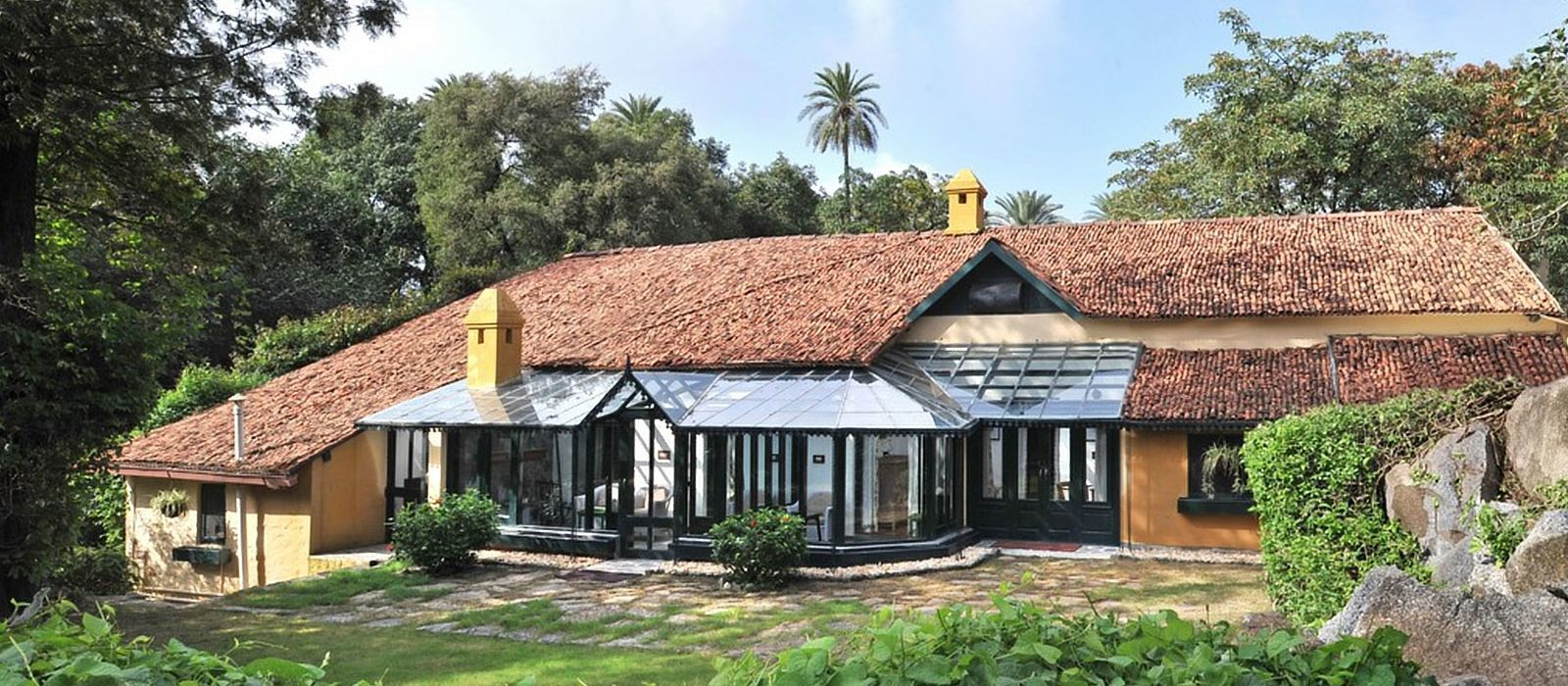 Hotel Connaught House Nordindien