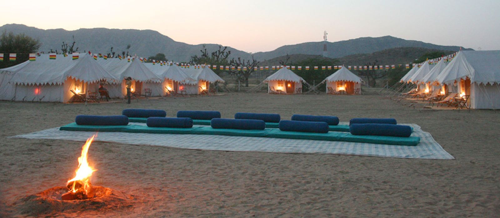 Hotel Royal Camp North India