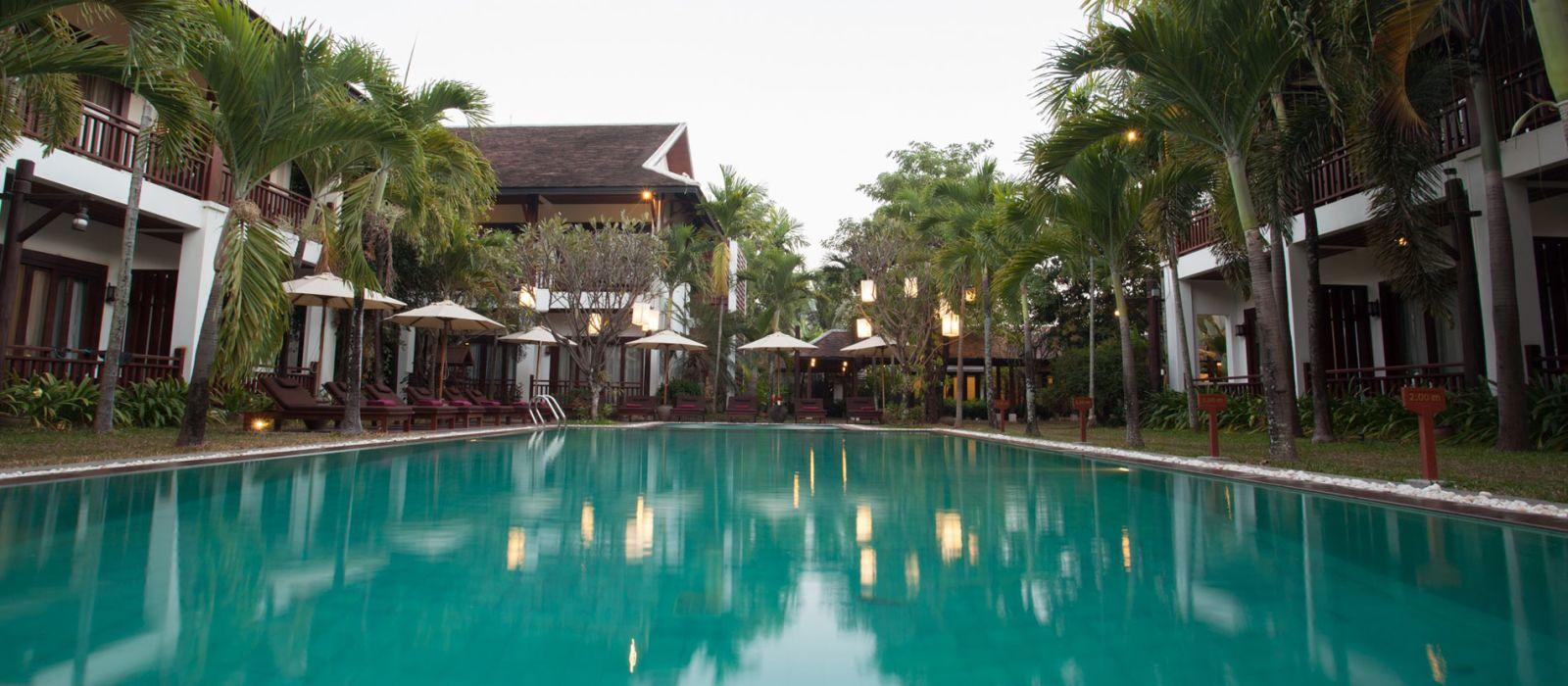 Hotel Green Park Boutique  Laos