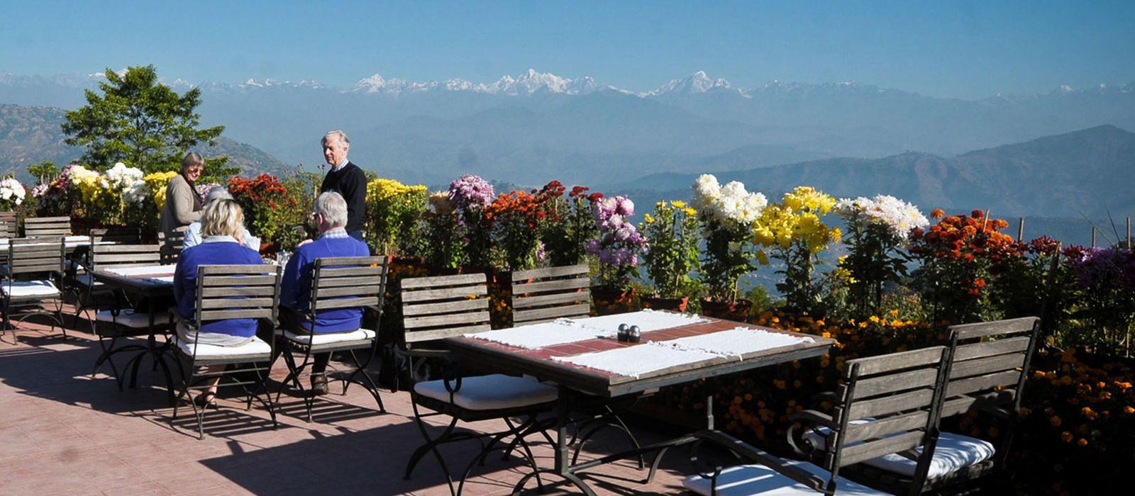 Hotel Dhulikhel Mountain Resort Nepal