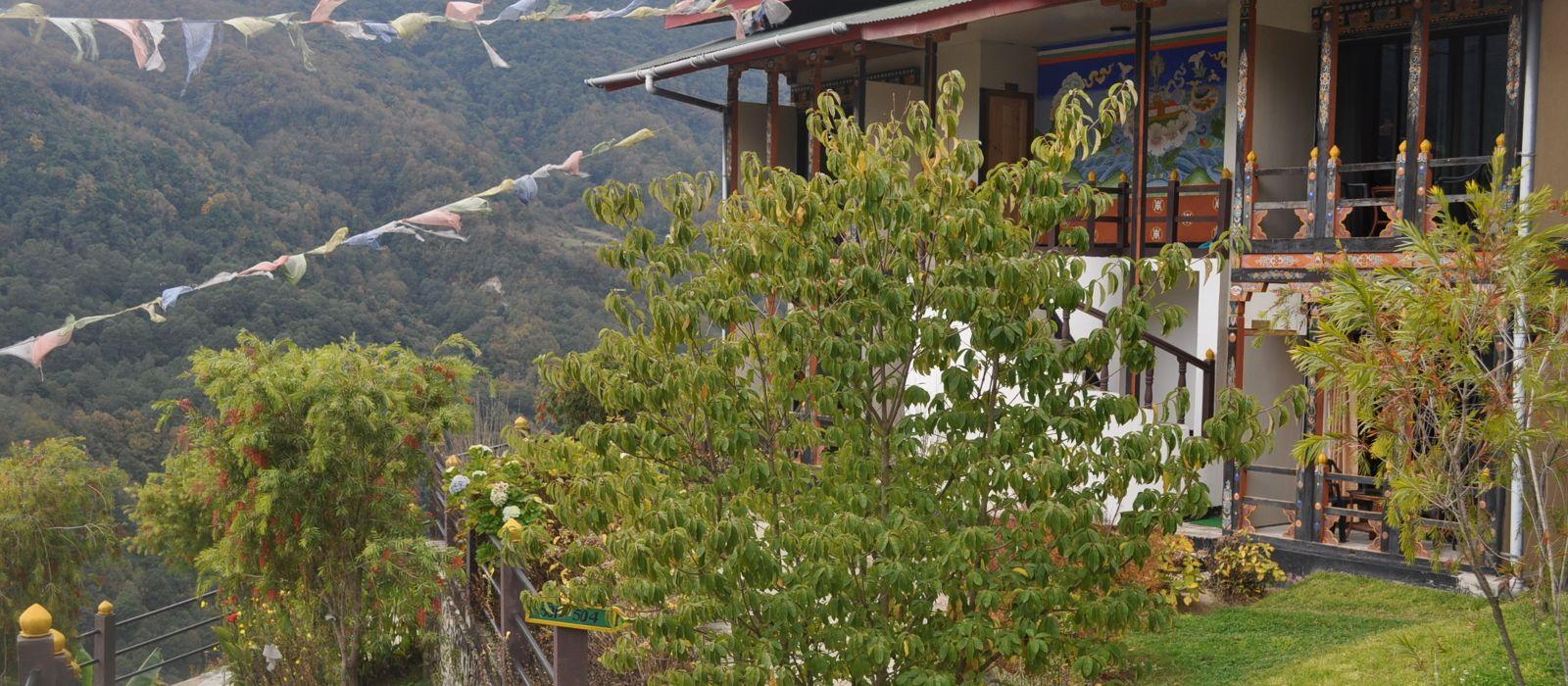 Hotel Yangkhil Resort Bhutan