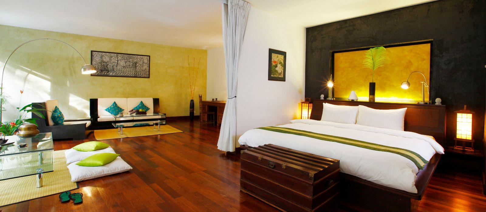 Hotel Heritage Suites  – Siem Reap Cambodia