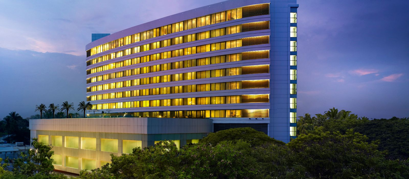 Hotel Vivanta by Taj – Surya South India