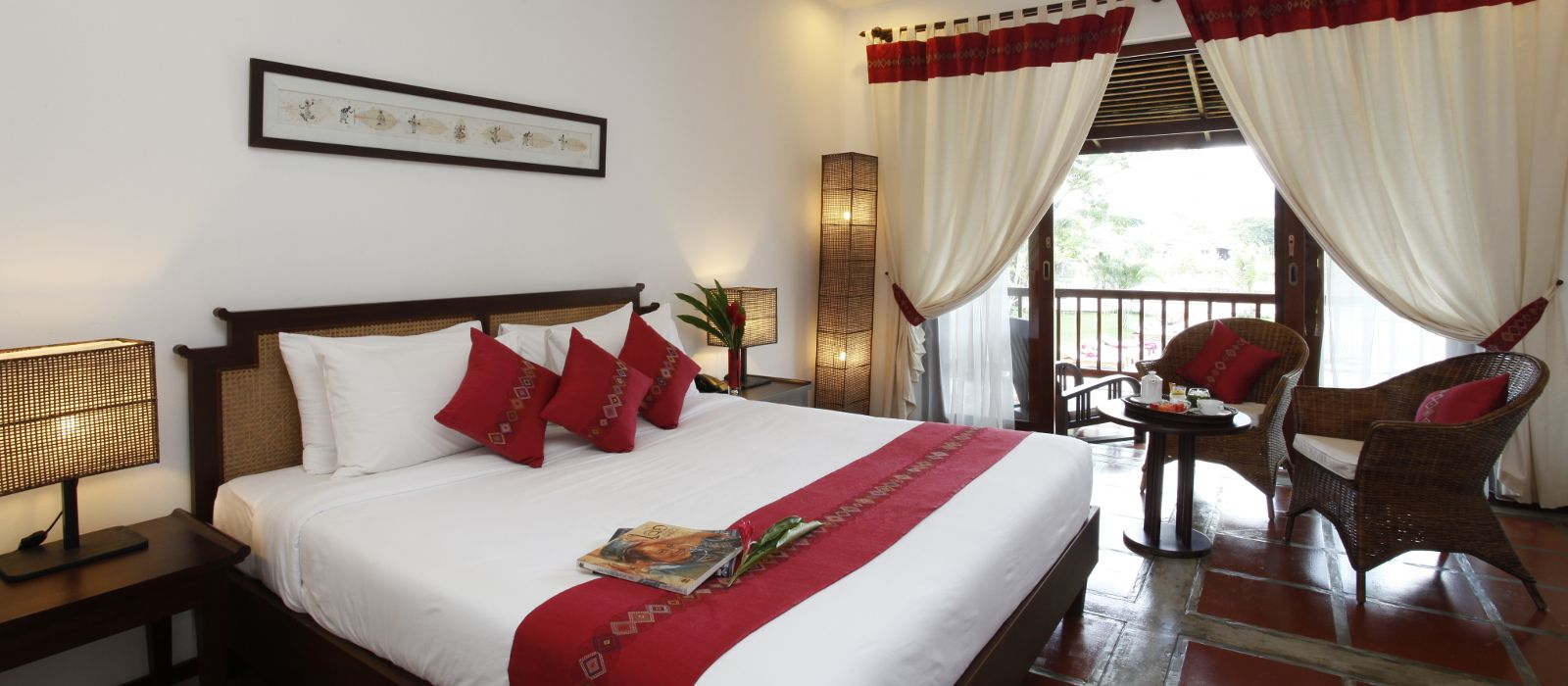 Hotel Riverside Boutique Laos