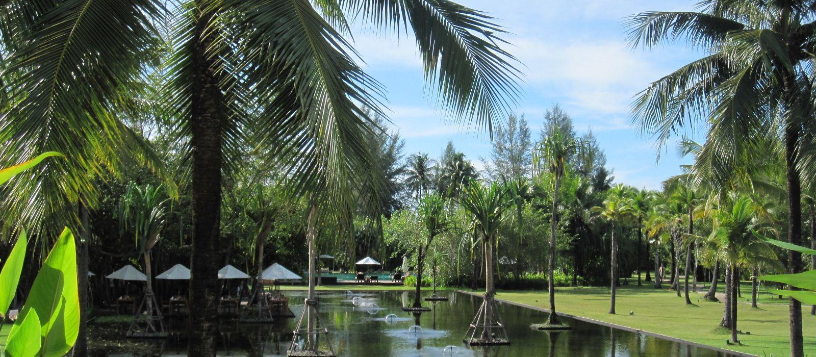 Hotel The Sarojin Thailand