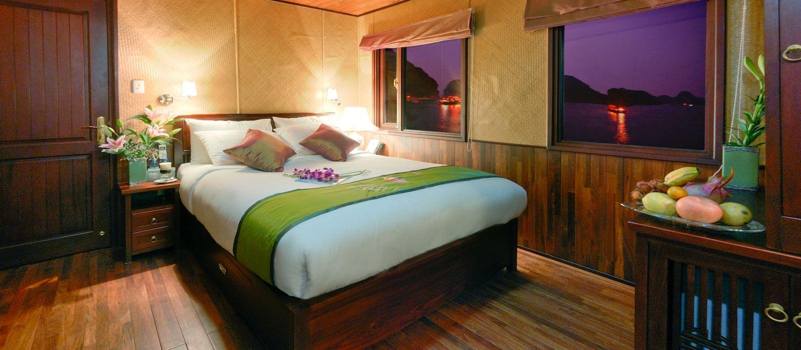 Hotel Halong Valentine Cruise Vietnam