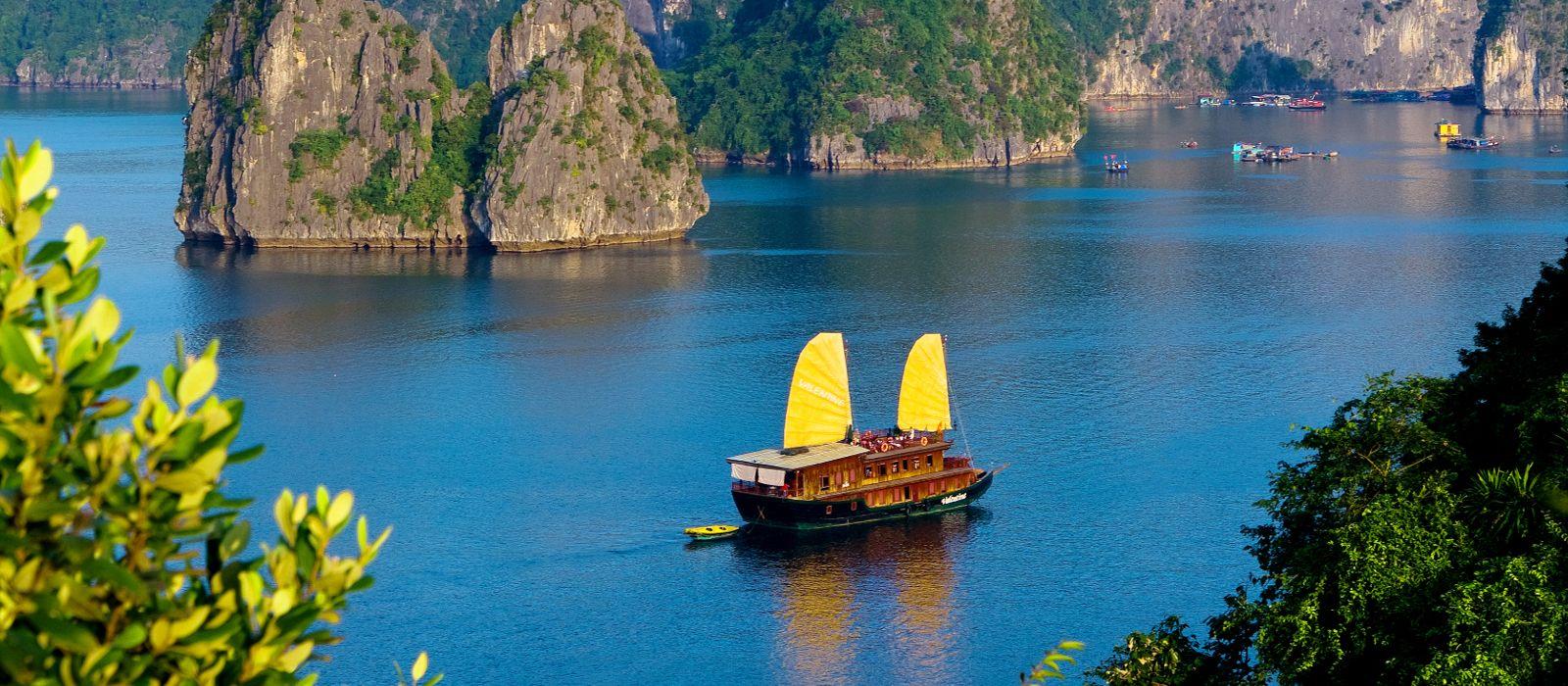 Hotel Valentine Cruise Vietnam