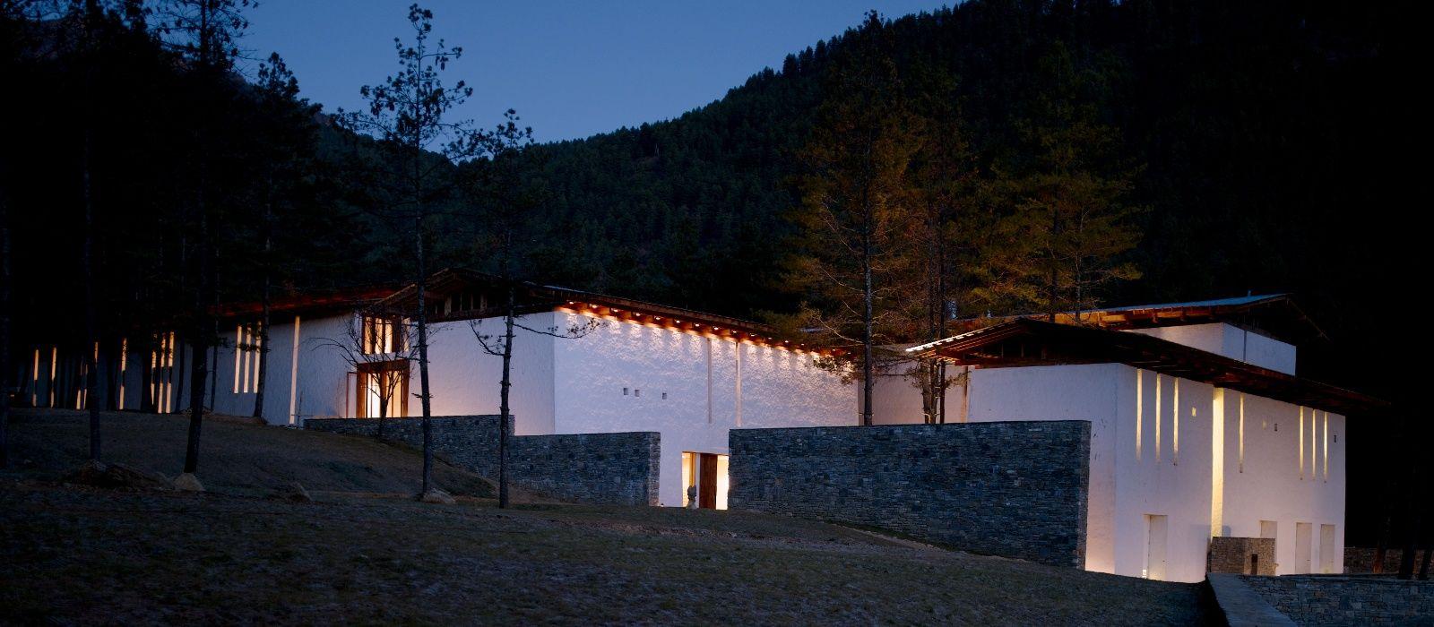 Hotel Amankora Thimphu Bhutan