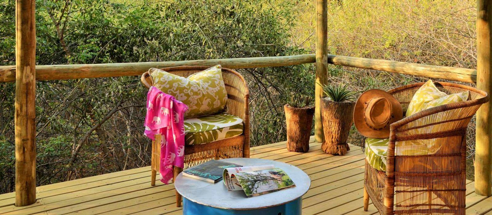 Hotel Chobe Bakwena Lodge Botswana