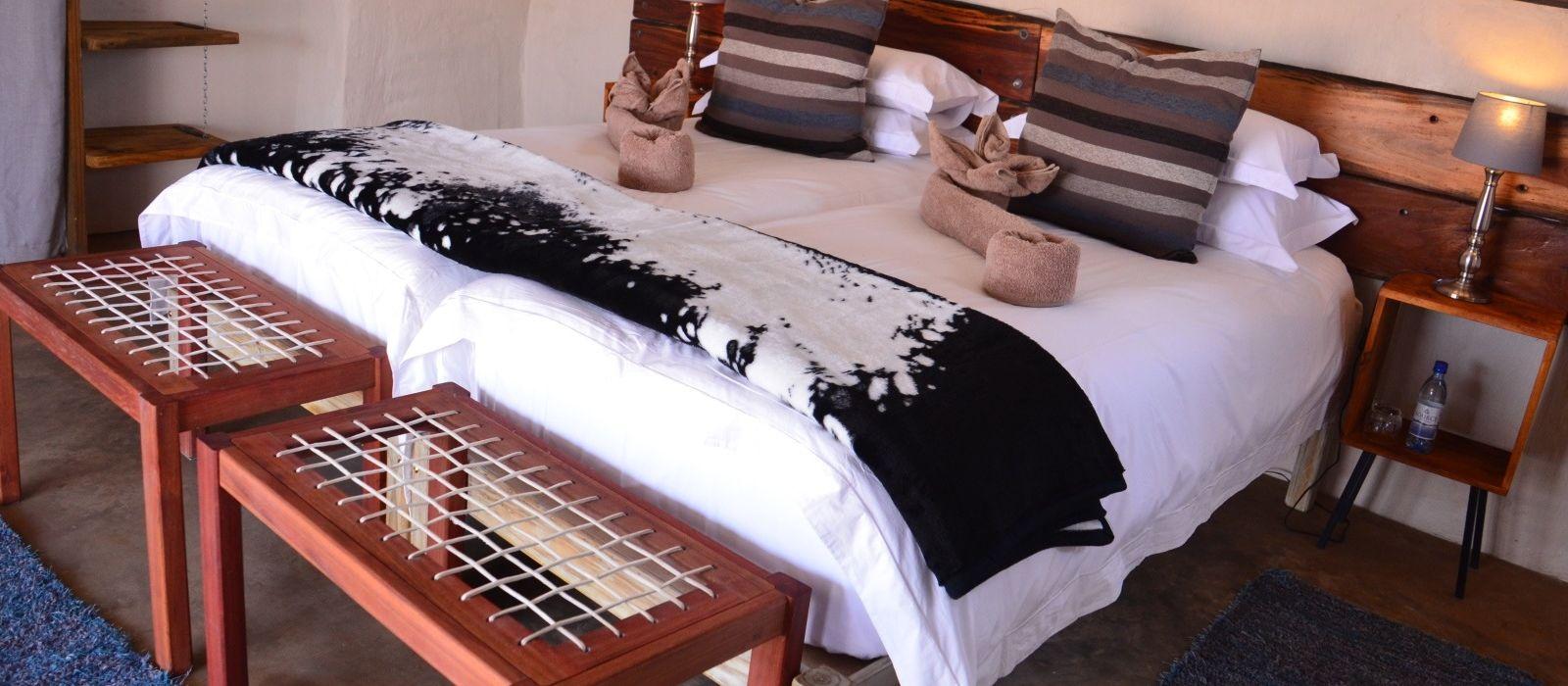 Hotel Chobe Elephant Camp Botswana