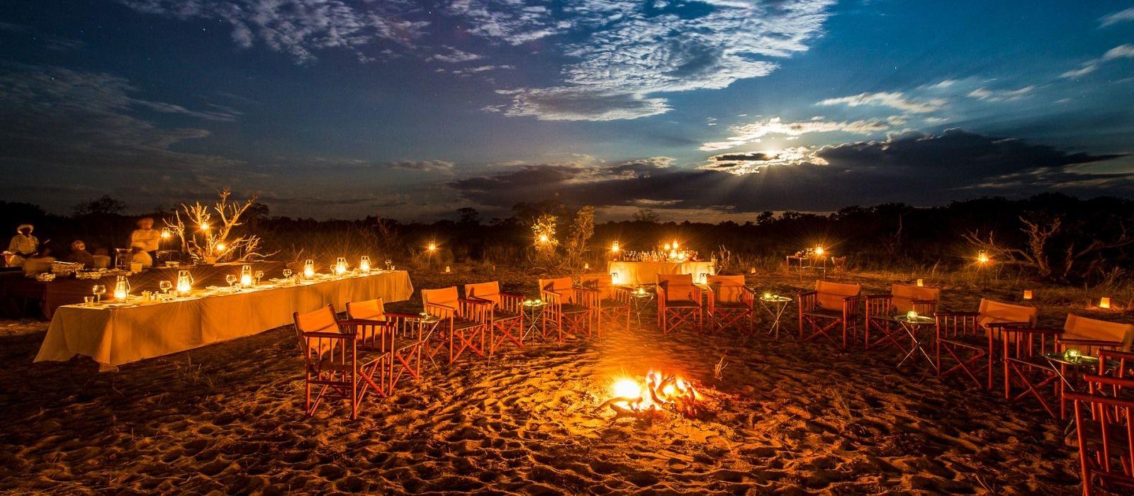 Hotel Vumbura Plains Botswana