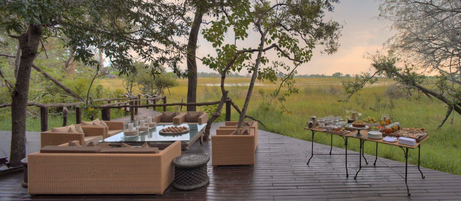 Hotel Nxabega Botswana