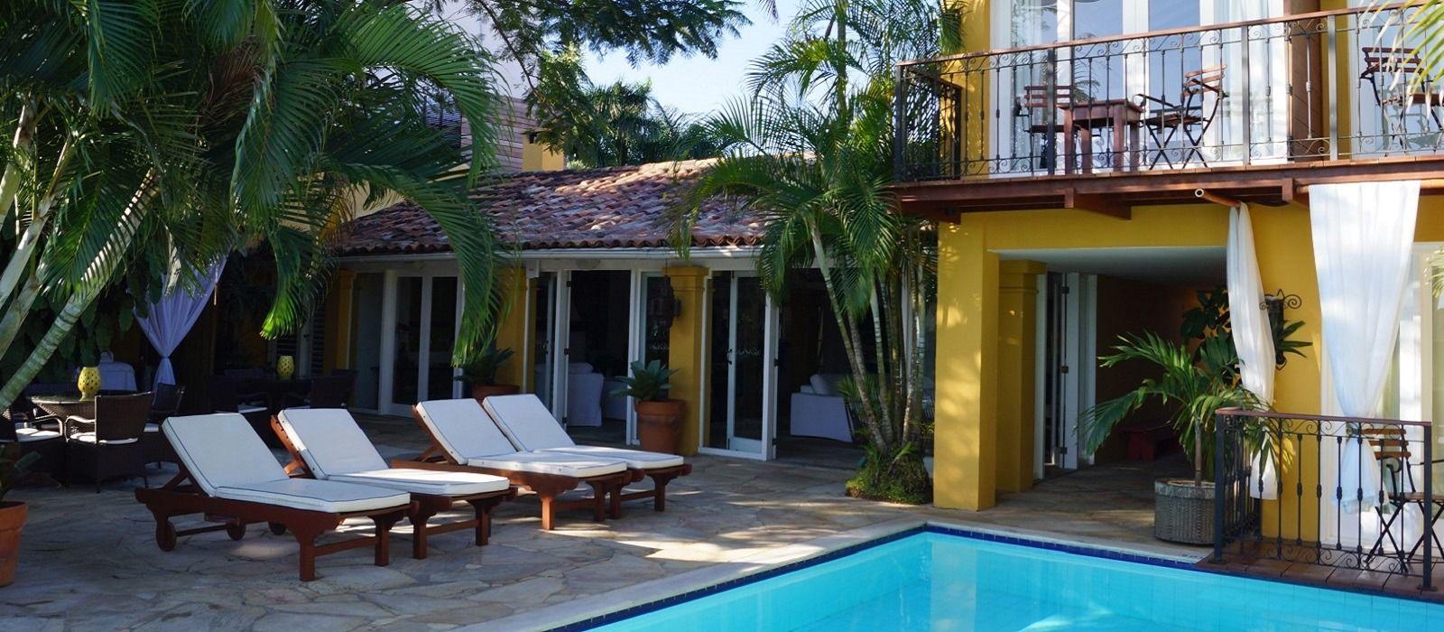 Hotel Vila d'Este Brazil