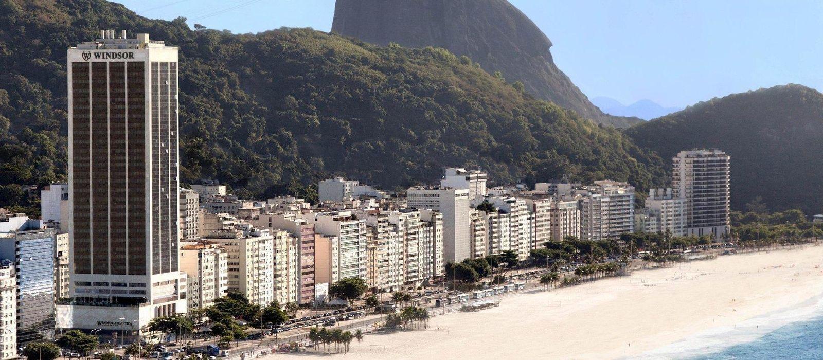 Hotel Hilton Rio de Janeiro Copacabana Brasilien