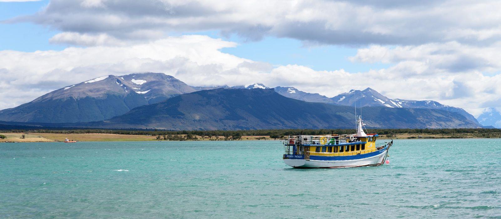 Destination Puerto Natales Cruise Chile