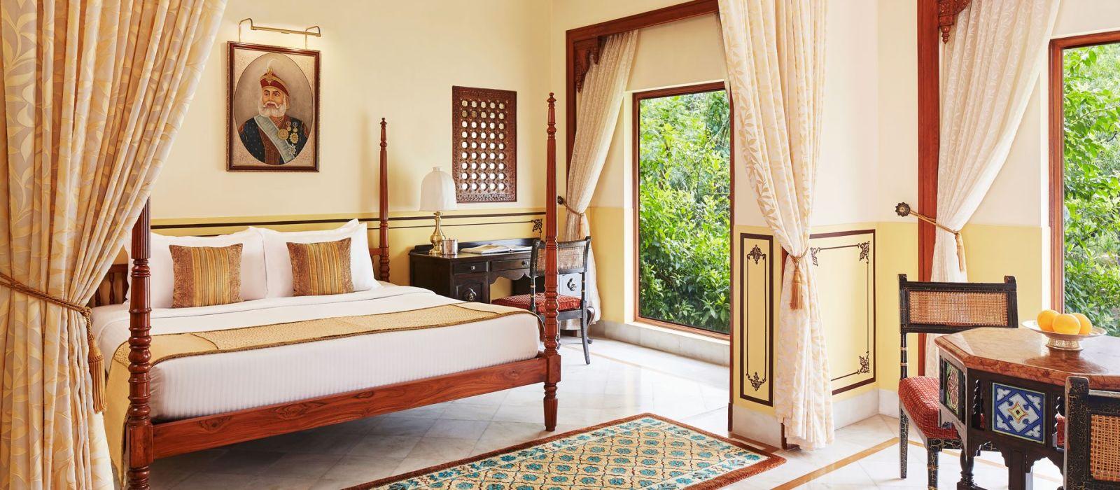 Hotel Taj Jai Mahal Palace North India