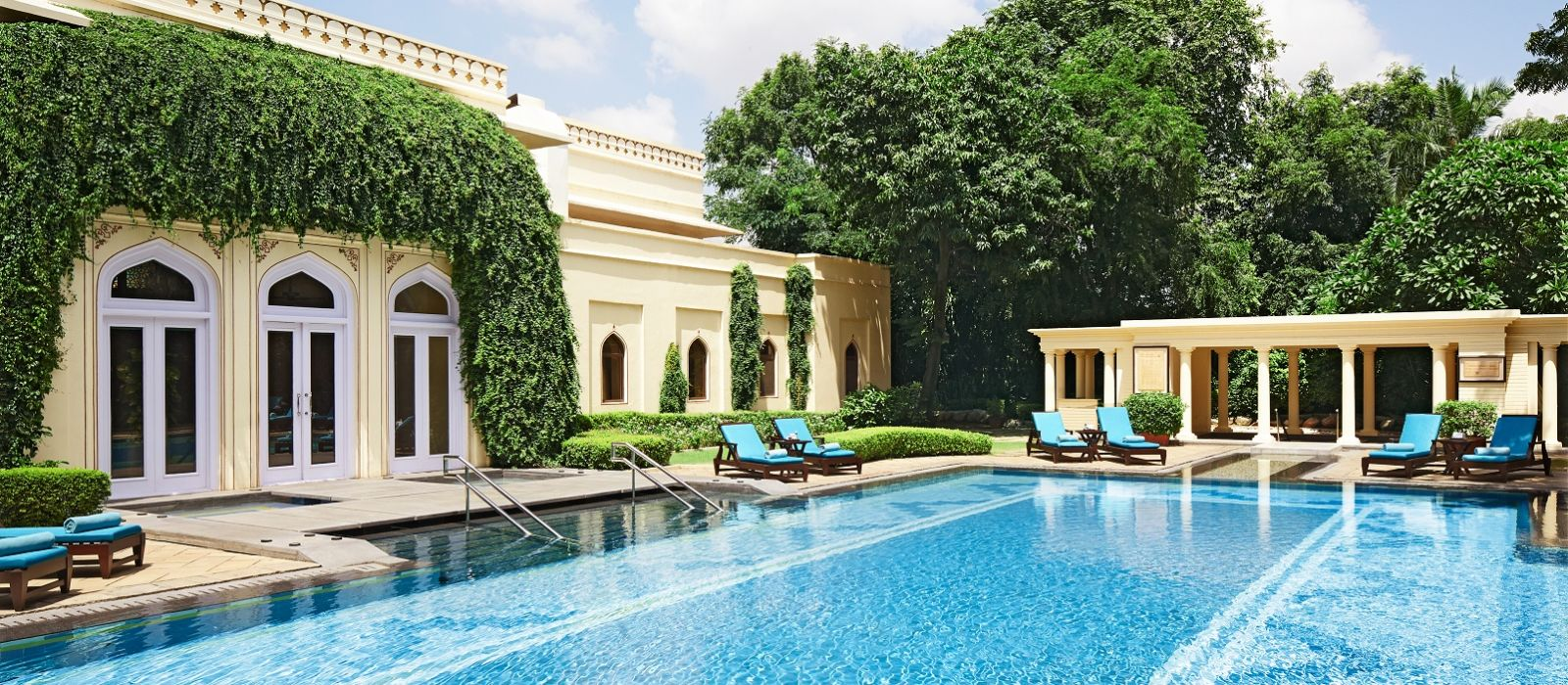 Hotel Taj Rambagh Palace North India