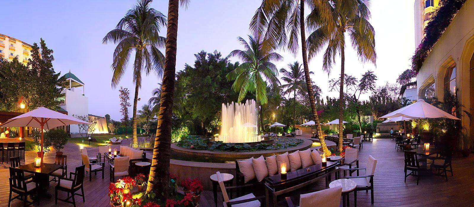 Hotel The Leela Mumbai Zentral- & Westindien