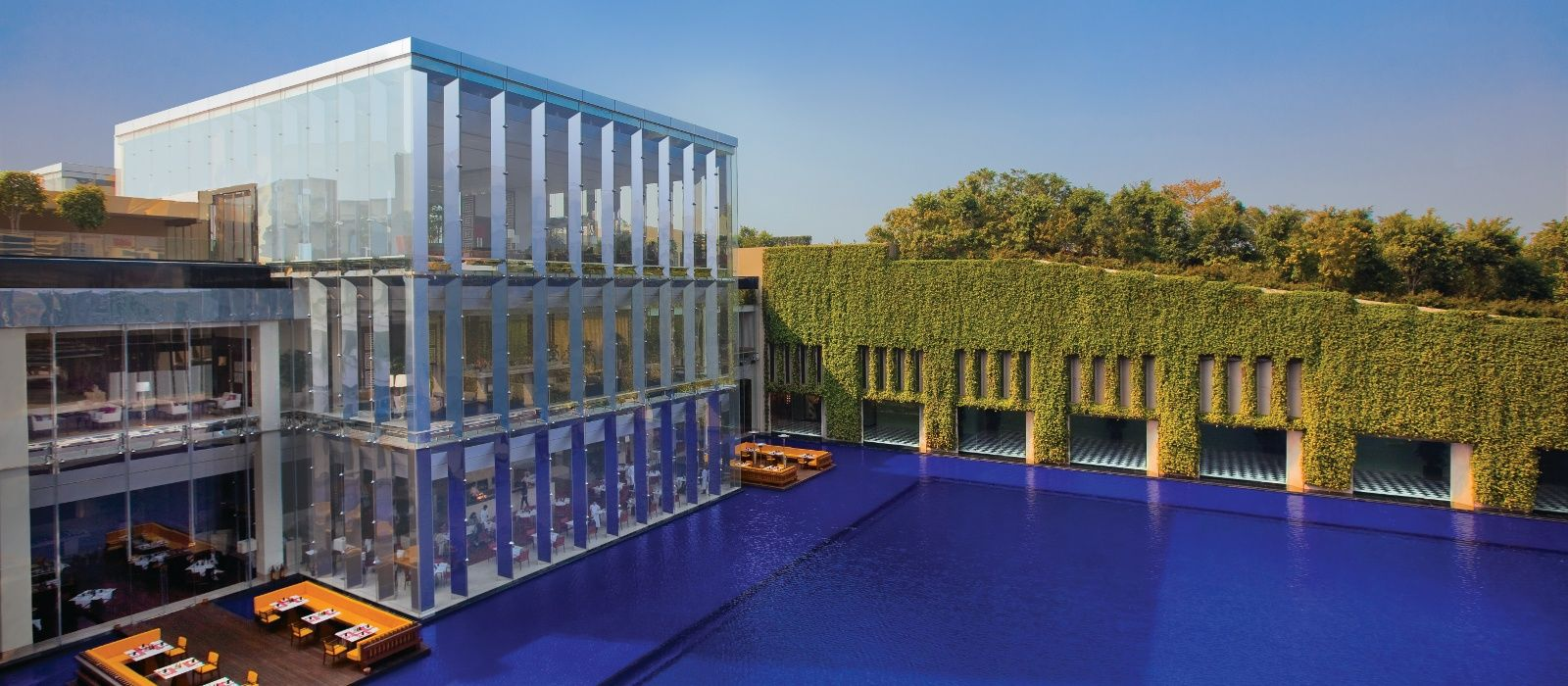 Hotel The Oberoi, Gurgaon North India