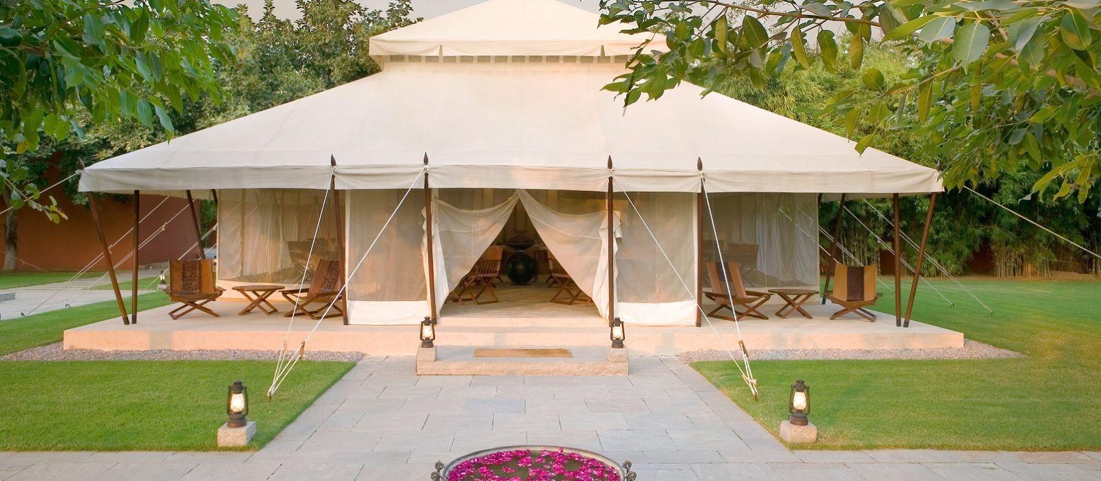 Hotel Aman-i-Khas North India