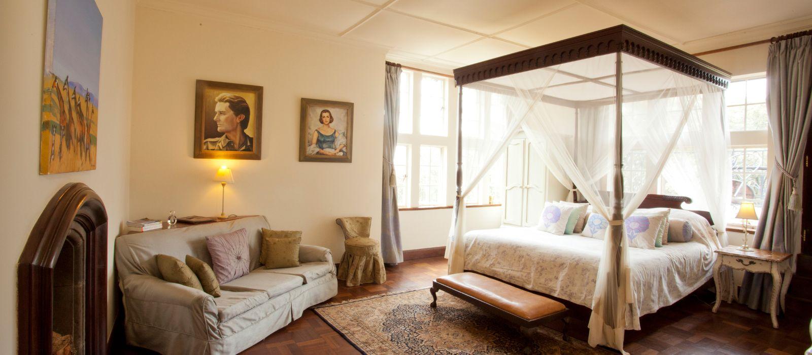 Hotel Giraffe Manor Kenya